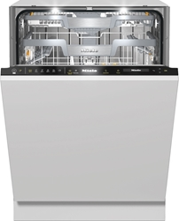 Picture of Miele G 7595 SCVi XXL AutoDos fully integrable 60 cm dishwasher black EEK: A +++