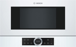Picture of Bosch seriel 8 model BFL634GW1  microwave