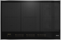 Picture of Miele KM 7575 FR Induction  with  3 PowerFlex
