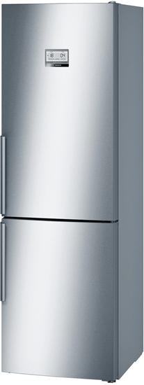 Picture of Bosch KGN39IJ3 A autonome 645L A + + SILVER Fridges – Réfrigérateurs Congélateurs (645 L SN/T, 14 kg/24h New Zone Bucket Silver A + +) [Energy Class A++]
