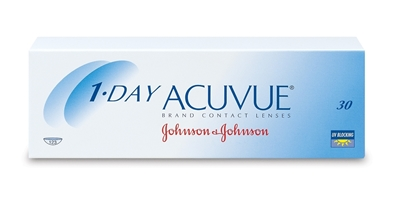 Picture of 1 Day Acuvue (30 lenses) Johnson & Johnson