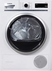 Picture of Siemens WT47W5W0 iQ700 heat pump dryer / A +++ / 8 kg / Large display with end time preselection / white