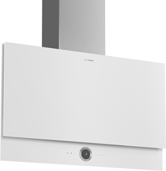 Picture of Bosch DWF97RV20 Series 8 / Extractor hood / Chimney hood / 89 cm / Metal grease filter, dishwasher-safe
