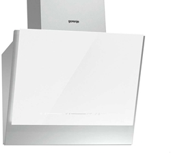 Picture of Gorenje WHI 653 S1XGW Superior headroom hood stainless steel white