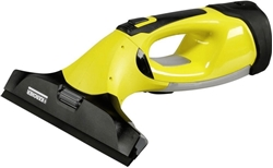 Picture of Kärcher Battery Window Vac WV 5 Premium incl. Accessories & replaceable nozzle, window cleaner with removable battery for windows, tiles, showers & showcases