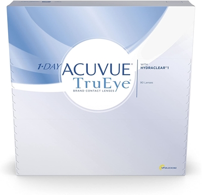 Picture of 1 Day Acuvue TruEye (90 lenses) Johnson & Johnson