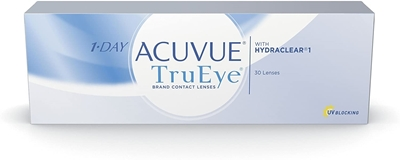 Picture of 1 Day Acuvue TruEye (30 lenses) Johnson & Johnson