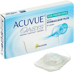 Picture of Acuvue Oasys for Presbyopia