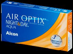 Picture of Alcon Air Optix Aqua Night & Day (6 pcs.)