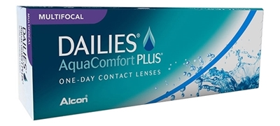Picture of Alcon Dailies AquaComfort Plus Multifocal (30 pcs.)