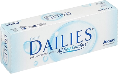 Picture of Alcon: Focus Dailies All Day Comfort  30 pack