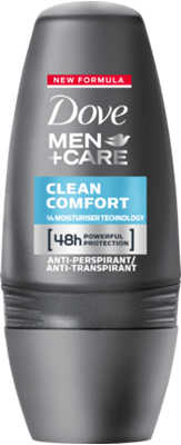 Picture of Dove Men- Deo Roll On Clean Comfort