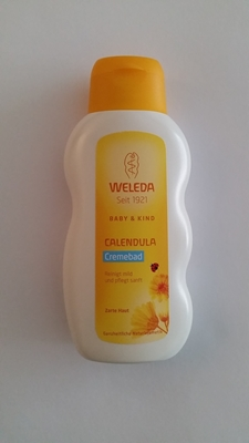 Picture of Weleda  Baby Calendula Cream Bath