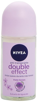 Picture of NIVEA DOUBLE EFFECT Deodorant Roll-on 50 ml