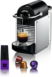 Picture of DeLonghi EN 125.S Nespresso Pixie - black/silver