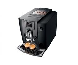 Picture of Jura E60 - piano black Espresso / coffee fully automatic