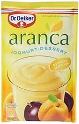 Picture of Dr. Oetker Aranca Yoghurt Dessert 78 g