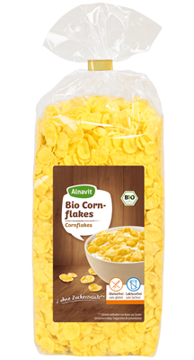 Picture of Gluten free Bio Cornflakes- 250 gr.