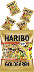 Picture of Haribo Gummy Bears- mini's pack