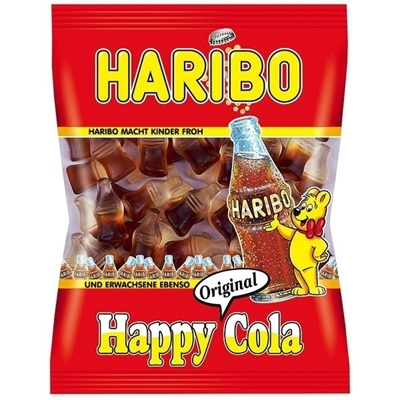 Picture of Haribo Happy Cola
