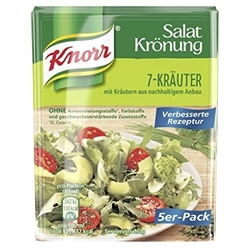 Picture of Knorr Salatkrönung dry 7 herbs for 450ml 40g