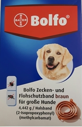 Picture of Bayer Bolfo collar for dogs