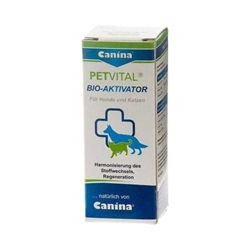 Picture of Canina Petvital Bio Activator Vet. 20 ml