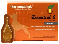 Picture of Dermoscent Essential 6 Spot-on - Dog - 10-20 kg