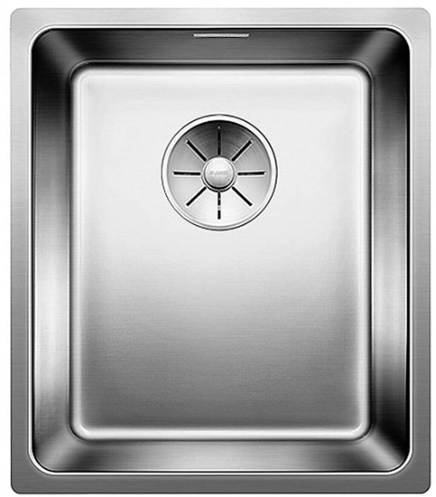 Picture of BLANCO Andano 340-U Undercounter sink InFino stainless steel satin gloss 522955