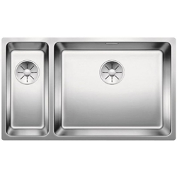 Picture of BLANCO Andano 500/180-U stainless steel sink basin right without Ablauffernbedbed. 522989