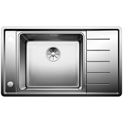 Picture of BLANCO Andano XL 6S-IF Compact stainless steel sink InFino with eccentric 523002