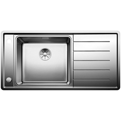 Picture of BLANCO Andano XL 6S-IF Stainless Steel Sink Infino with eccentric 523000
