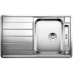 Picture of BLANCO AXIS III 45 S-IF stainless steel sink 522102