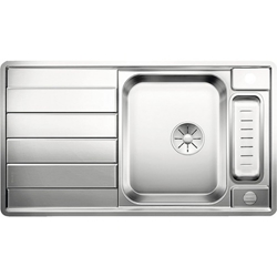 Picture of BLANCO AXIS III 5 S-IF stainless steel sink silk gloss 522103