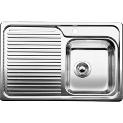 Picture of BLANCO Classic 45 stainless steel sink silk gloss reversible 507986