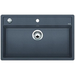 Picture of BLANCO DALAGO 8 granite sink rock gray 518852