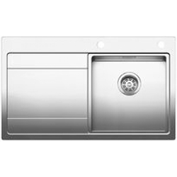 Picture of BLANCO Divon II 5 S-IF stainless steel sink right 519818