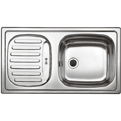 Picture of BLANCO Flex mini stainless steel sink natural finish 511918