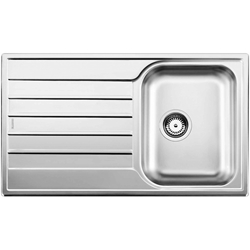 Picture of BLANCO LIVIT 45 S Salto stainless steel sink brush finish 514787