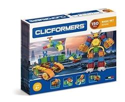 תמונה של Clicformers - 801,005 fr - הגדרה בסיסית - 150 חתיכות