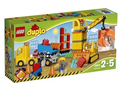 Picture of Lego 10813 Big construction site