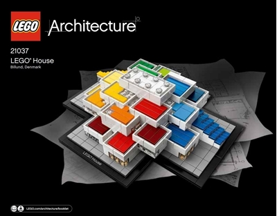 Picture of LEGO 21037 Architecture Architecture Lego House Billund Denmark