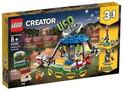 Picture of LEGO 31095 - Creator 3-in-1 Set Fairground Carousel