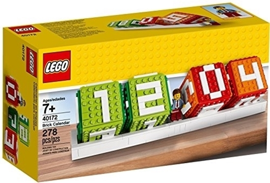 Picture of LEGO 40172 - calendar for DIY