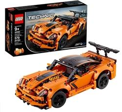 Picture of Lego 42093 Technic Chevrolet Corvette ZR1, colored