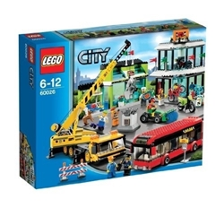 Picture of LEGO 60026 Town square