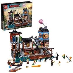 Picture of Lego 70657 Ninjago City Harbor