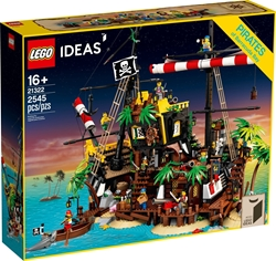 Picture of LEGO 21322 Ideas Pirates of the Barracuda Bay