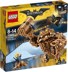 Picture of LEGO 70904 The Batman Movie Clay Face: Mud Attack – Batman Toy