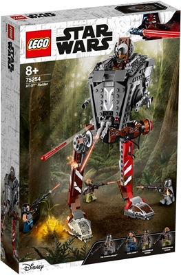 Picture of LEGO 75254 Star Wars AT-ST Robber Construction Kit, Multi-Colour